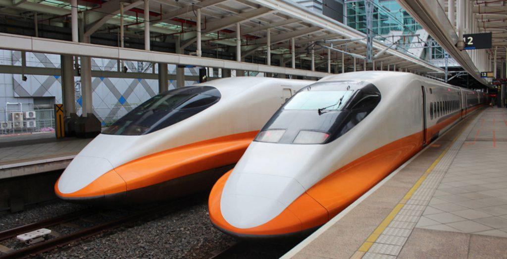 Taiwan High Speed Rail Image: Chi-Hung Lin