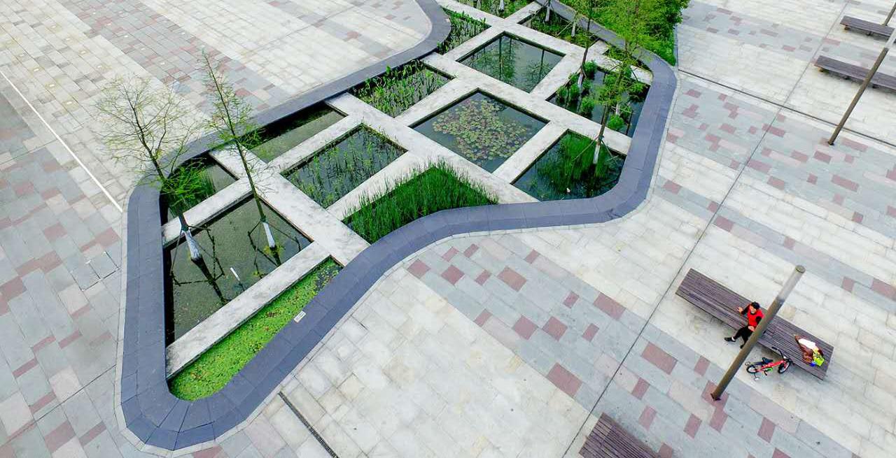 Cultural Plaza Kunshan