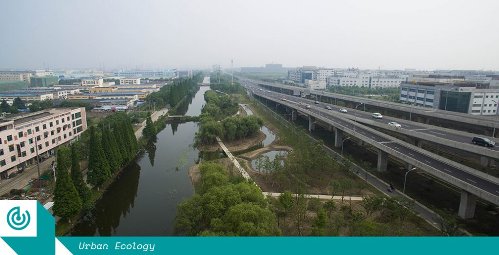 Kunshan is the location of a flaghsip project with Monash University CRC for Water Sensitive Cities