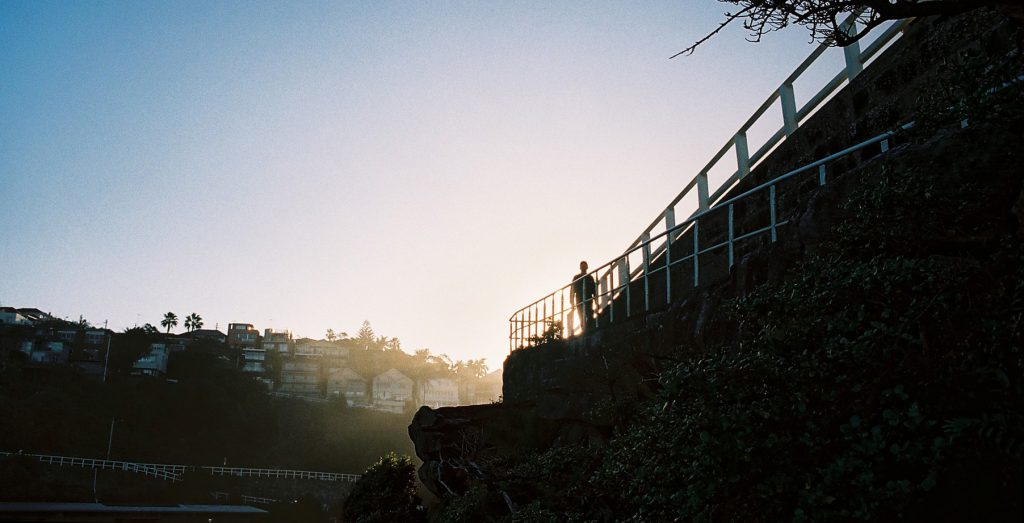 The pictureesque Bondi to Tamarama beach walk also doubles as a 'traumascape'. Throughout the '80s and '90s this became a place notorious for a series of high-profile gay hate crimes, with local gangs beating men, and in some cases, pushing them off cliffs to their death.