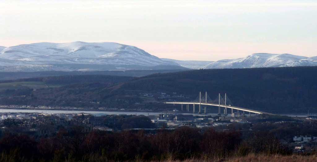 Inverness, Scotland.