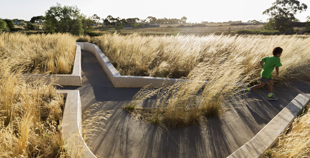 Parks and Open Space Award of Excellence: Wooten Road Reserve Interpretation Space (GLAS).