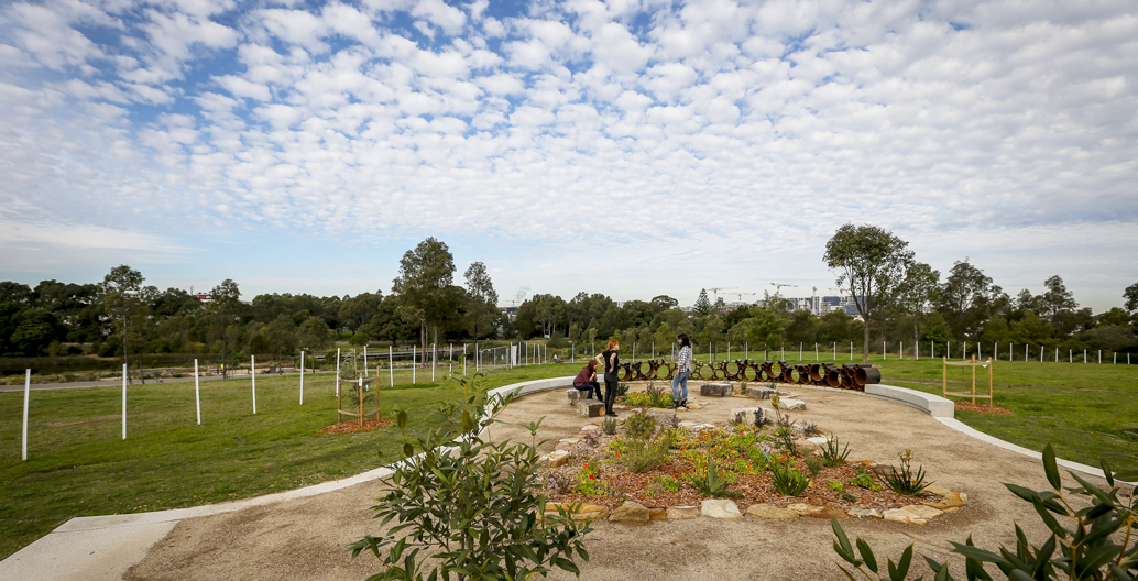 Sydney City Farm in St Peters, Sydney. Image: City of Sydney.