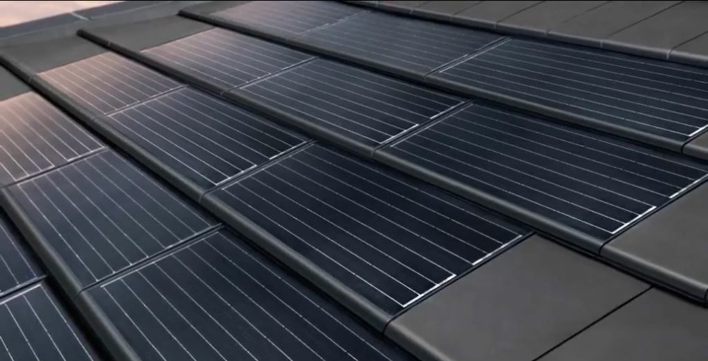 Solar power that is seamlessly integrated into your roof.
