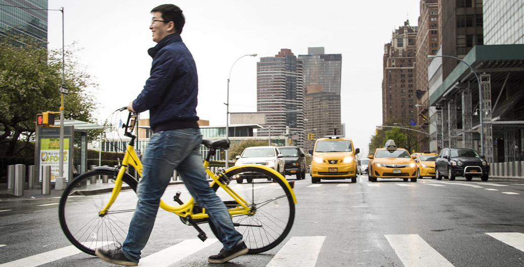Public transport resilience – New York's cycling network became of valuable importance during Superstorm Sandy
