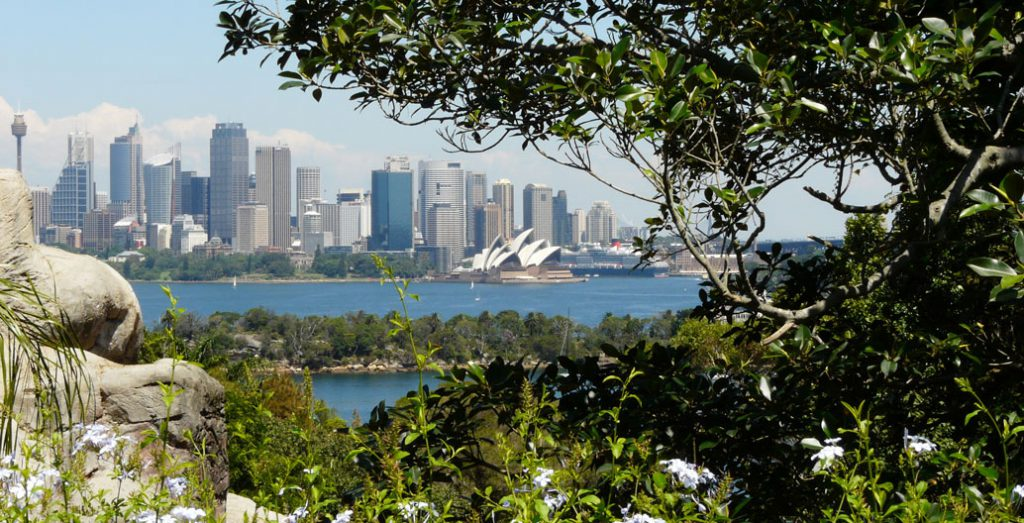 The suburbs around Sydney's harbour have been historic beneficiaries of the natural environment
