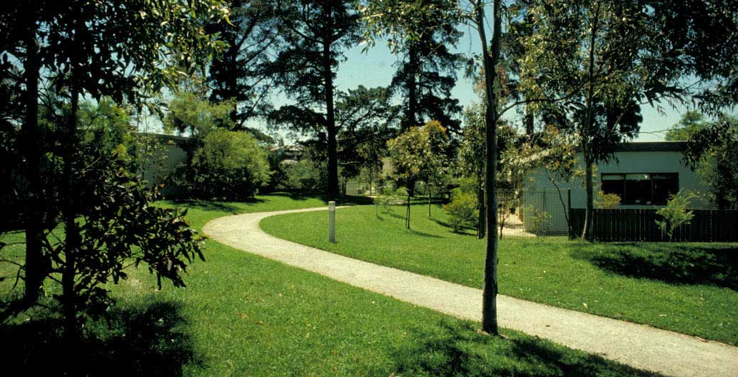 Vermont Park, built in the 1970s, was arguably Melbourne's first deliberative development. Image: Tract