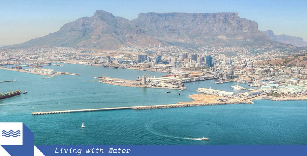 Cape Town is weeks away from what could be the complete collapse of its metropolitan water supply. Image: Jonathan Gill.