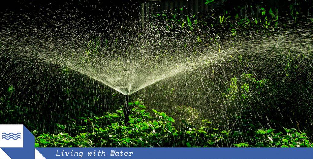 Perth's sprinklers continue to drain aquafers at an alarming rate. Image: Thangaraj Kumaravel