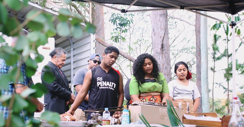 Community Contribution: Palmwoods New Town Square by Sunshine Coast Council and CoDesign Studio. Image: Anita Elliston