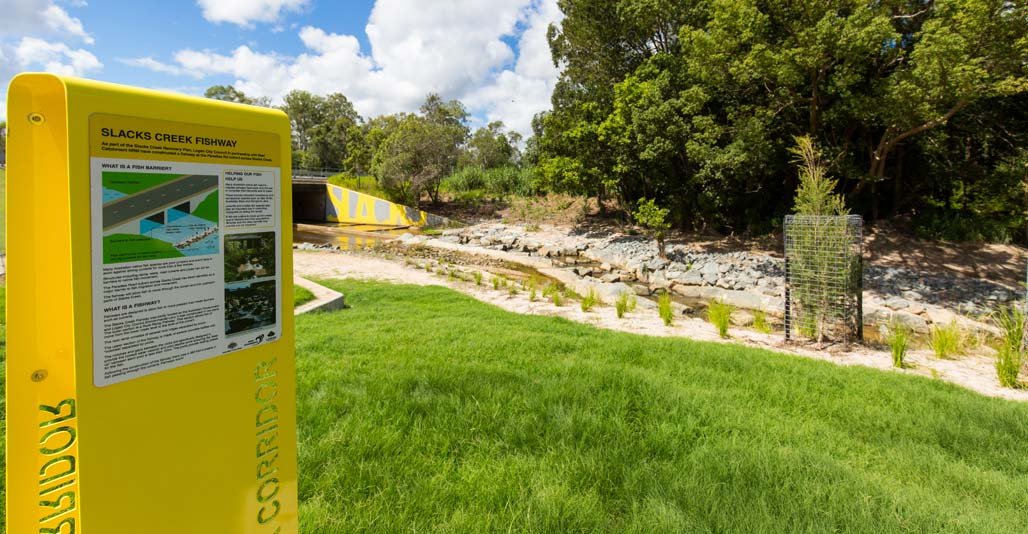 Wayfinding signs help people create generate new routes, whether for leisure or commuting. Image: supplied