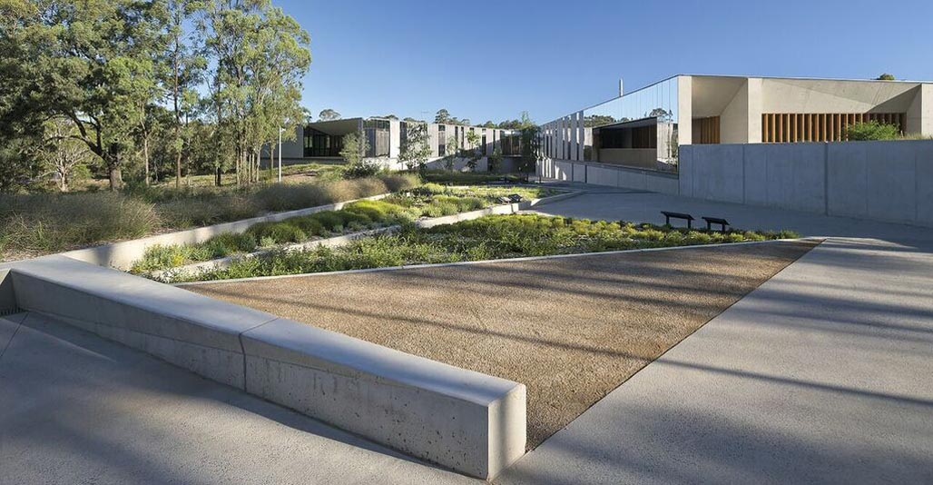 Cultural Heritage: Plantbank by 360 Degrees Landscape Architects. Image: John Gollings