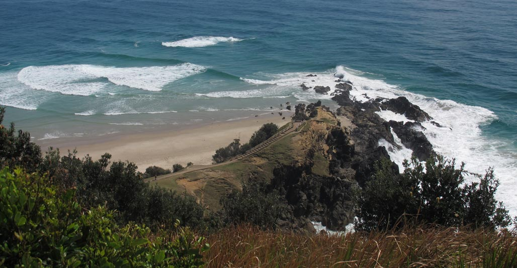 Land Management: Cape Byron Visitor Masterplan by Context Landscape Design. Image: supplied