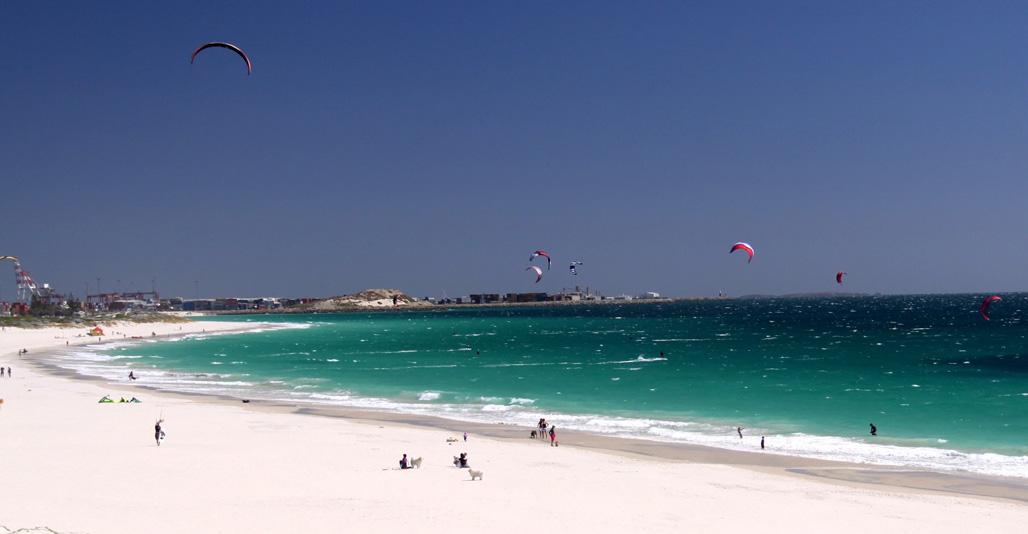 Port Beach, Fremantle. Image: Charlievdb, Flickr CC by 2.0