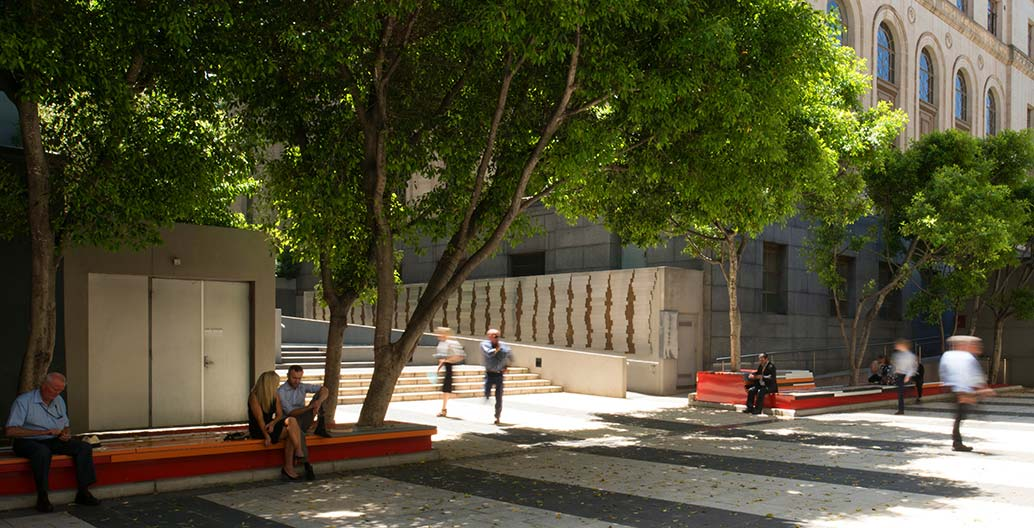 Small projects award of excellence: Immigration Museum Activation Project by Rush Wright Associates.