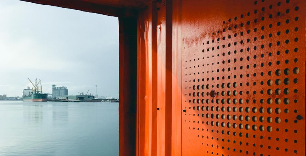 Pop-ups in newcastle docks