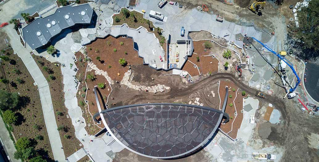 HOTA aerial view
