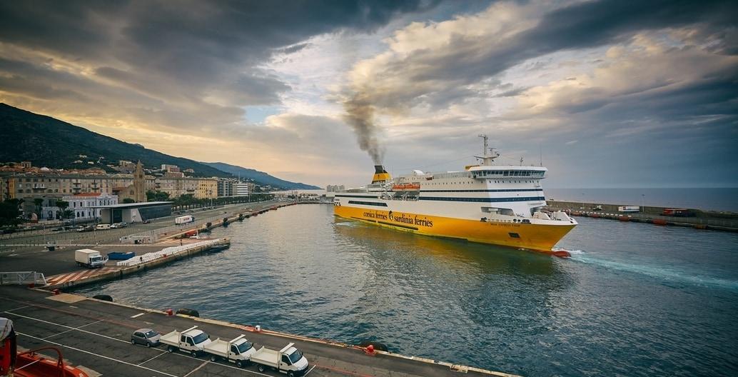 The International Maritime Organisation has set targets to halve greenhouse gas emissions by 2050. Photo: Vidar Nordli-Mathisen