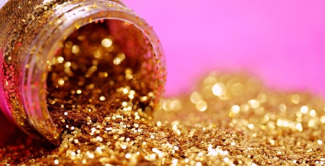Glitter contributes to ocean microplastic. Photo: Sharon McCutcheon