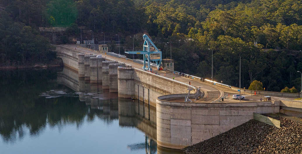 Last year the NSW government proposed to raise the Warragamba Dam wall by 17m. Photo: Maksym Kozlenko