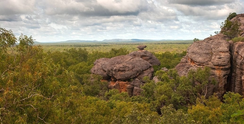 First added in 1981, Kakadu is dual-listed on the UNESCO World Heritage List for its outstanding natural and cultural values. Photo: pixculture