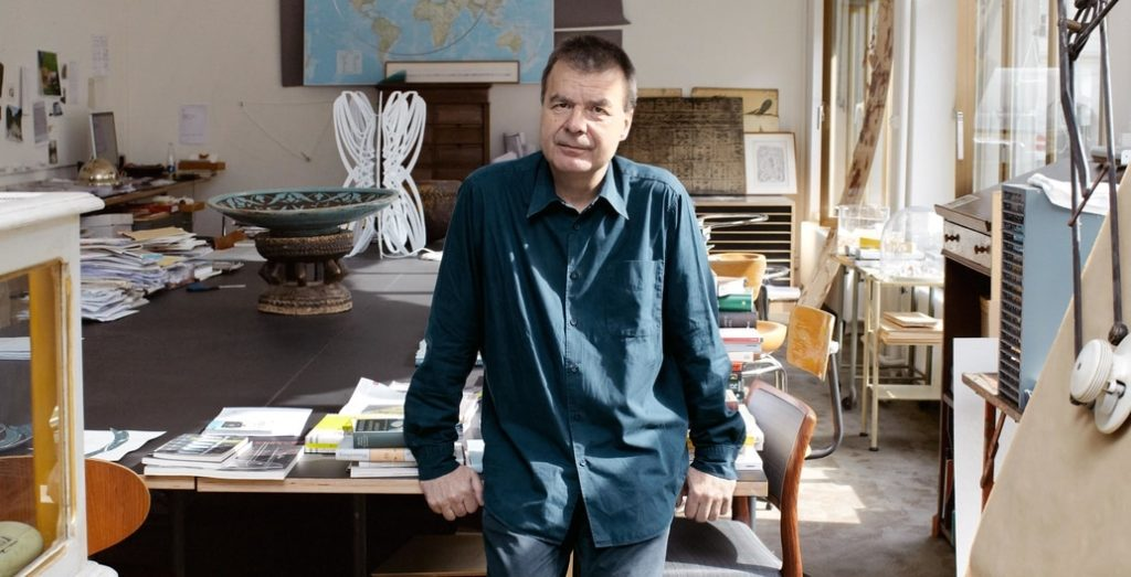 Günther Vogt's first visit to Australia will be as keynote speaker for the 2019 Australian Institute of Landscape Architects' International Festival of Landscape Architecture. Photo supplied.