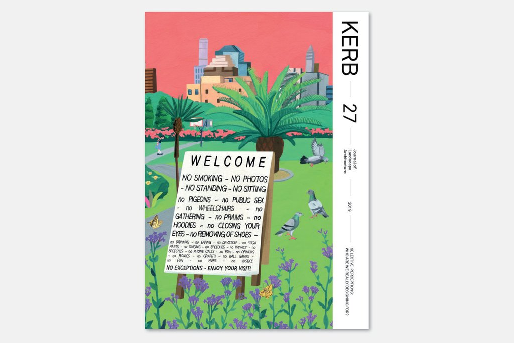 Kerb 27 cover