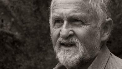 Paul Thompson, plantsman, gardener and Fellow of the Australian Institute of Landscape Architects.