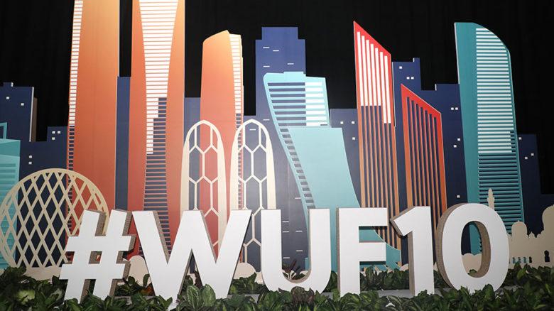 World Urban Forum was held from 8-13 February 2020 in Abu Dhabi, UAE. Image: UN-Habitat