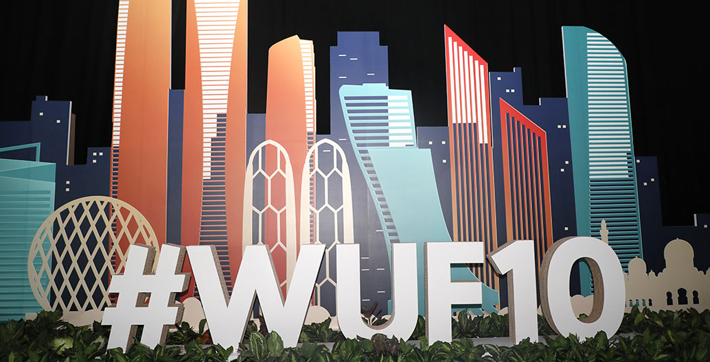 World Urban Forum was held from 8-13 February 2020 in Abu Dhabi, UAE. Image: UN-Habitat