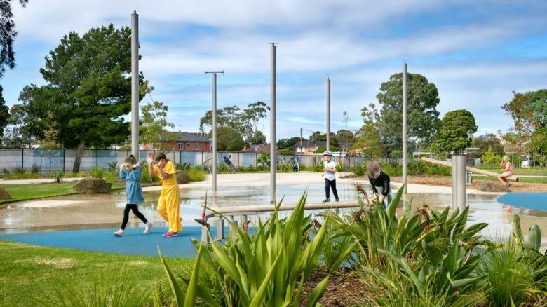 Sunvale Community Park, Sunshine. Image: Emma Cross