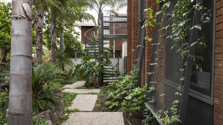 320 George Street—Fiona Harrisson and Simon Ellis Landscape Architects. Image: Time Allen