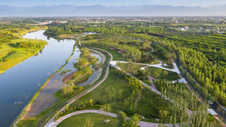 Feng River Park—GVL Gossamer. Image: GVL Gossamer