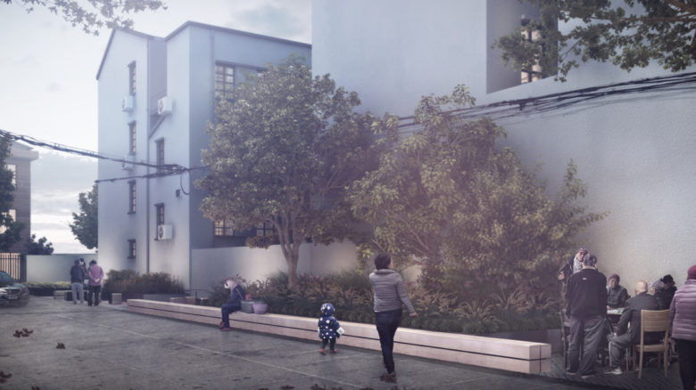 LOOP Pioneering Community Consultation for Shanghai's Laneways—Gossamer. Image: Gossamer