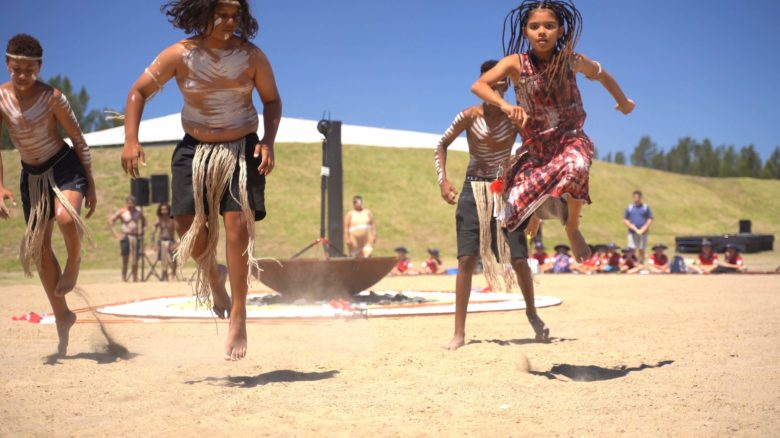 Murama Healing Space & Dance Ground—Murama Cultural Council in partnership with the Sydney Olympic Park Authority