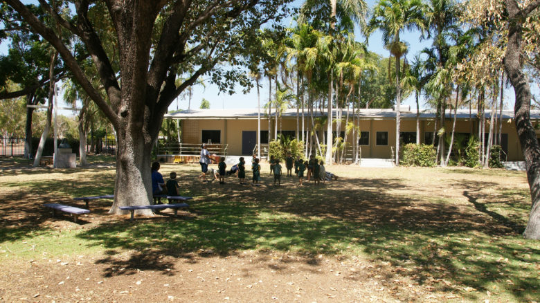 Saint Joseph's Nature Play Master Plan—Ecoscape Australia Pty Ltd. Image: Nicole Croudace
