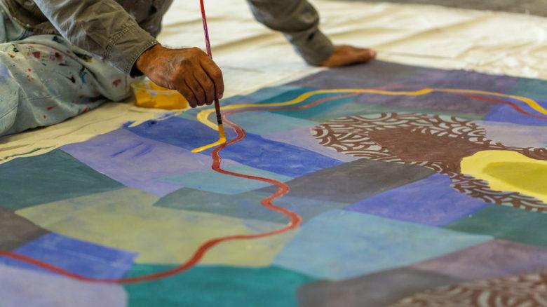 UWA Cultural Heritage Mapping—UDLA. Image: Jason Thomas