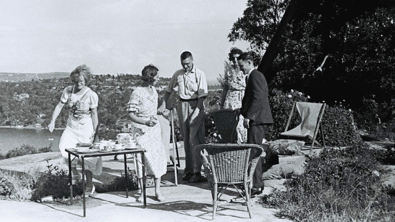 Castlecrag residents 1930-33. Image: National Library of Australia